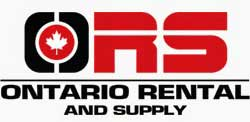 Ontario Rentals Supply